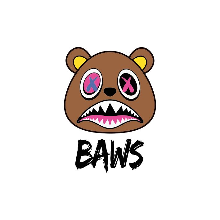 free download baws logo vector